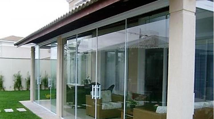 Vidros trazem luz à sua casa!