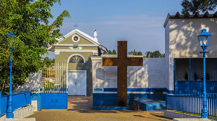 Atualização do cadastro de jazigos dos cemitérios