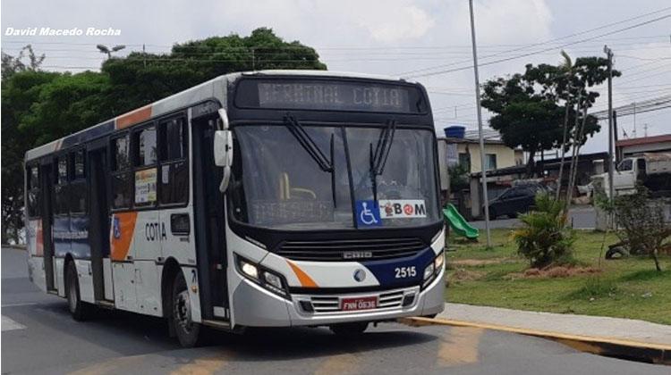 Transportes:  tarifas sobem em Cotia