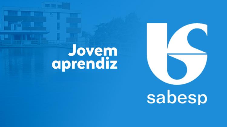 516 vagas de aprendizes Sabesp