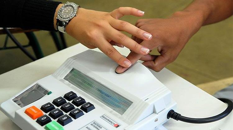 Cadastro de biometria