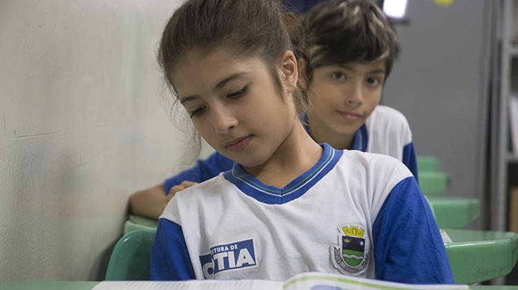 Desempenho escolar melhora em Cotia