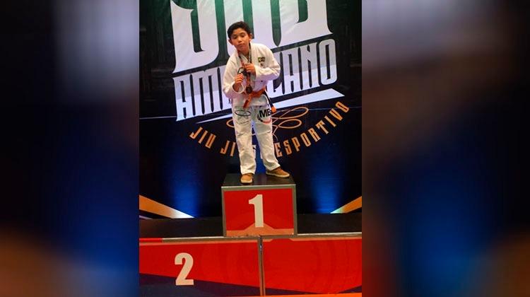 Sul-Americano Jiu-jitsu