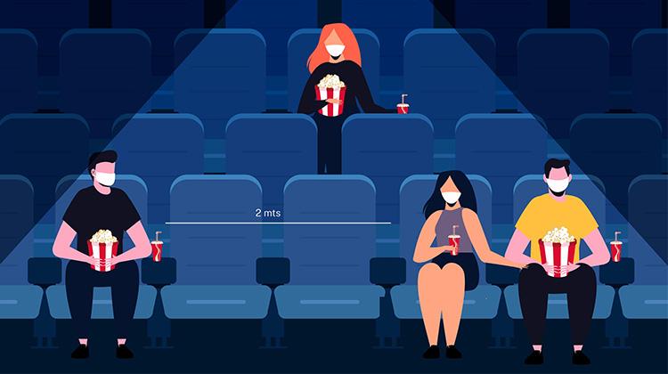 Cinemas voltando