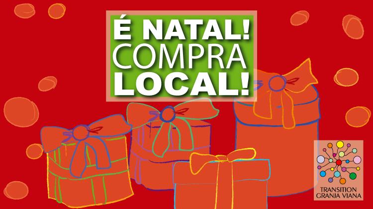 É Natal! Compra Local!