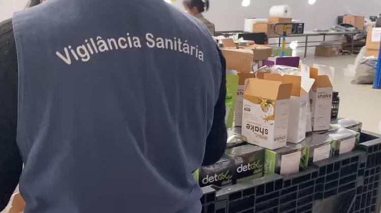 Operação Detox interdita fábrica de suplementos irregulares em Cotia e Carapicuíba