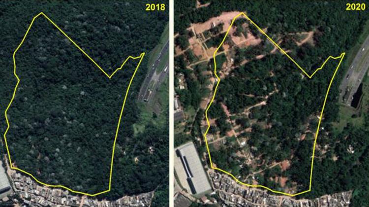 Ministério Público manda prefeitura desocupar e proteger Parque das Nascentes